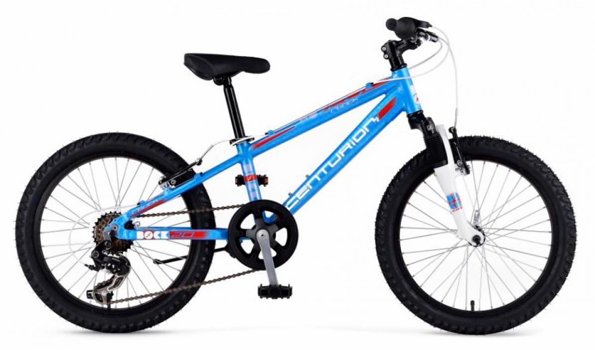 Велосипед детский Centurion Bock Kid 2013, цвет: синий, колесо 20 borneo 2013