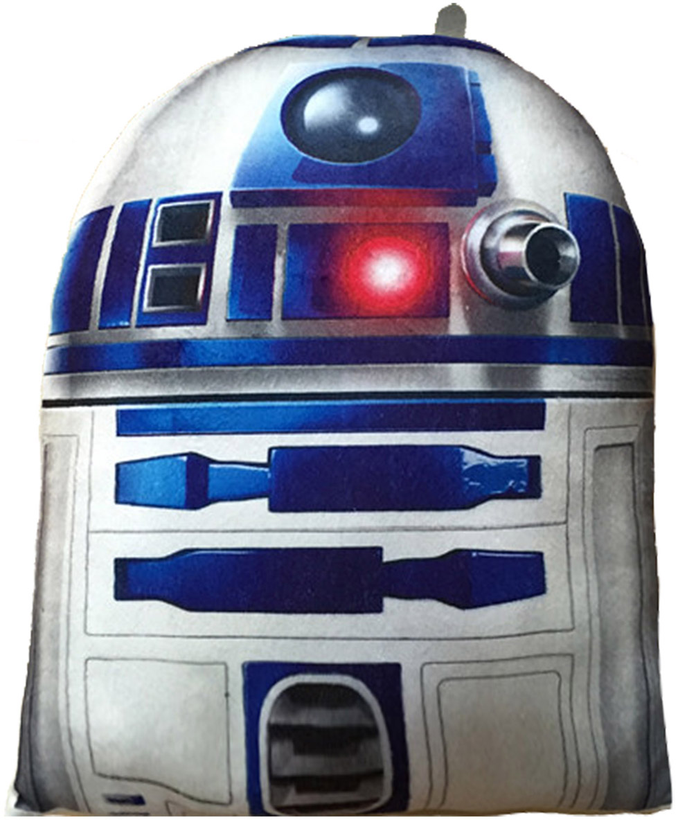 StarWars Мягкая игрушка-подушка R2-D2