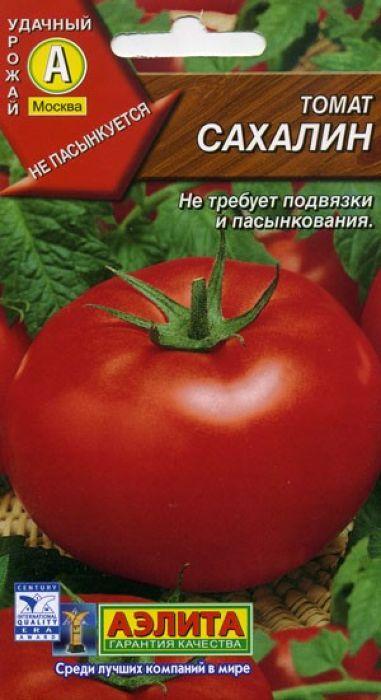 Семена Аэлита Томат. Сахалин4601729024641Раннеспелый, высокоурожайный сорт, период от всходов до созревания 90-100 дней. Рекомендуется для выращивания в открытом грунте и под пленочными укрытиями. Растения индетерминантные, с обильным и продолжительным плодоношением, высотой 1,6-1,8 м. Плоды плоскоокруглые, гладкие, плотные, массой 80-100 г, хорошо хранятся в течение 50-60 дней после съема и транспортируются. Вкус отменный, сладкий и очень сочный. Прекрасно подходит для всех видов консервирования, кулинарной переработки и потребления в свежем виде. Сорт отличается устойчивостью к вертициллезу, фузариозному увяданию, вирусу табачной мозаики. Посев семян на рассаду с обязательной пикировкой в фазе одного или двух настоящих листьев. Рассаду высаживают в возрасте 60-65 дней, размещая на 1 кв.м 3-4 шт. Растения подвязывают и формируют в 1-2 стебля. Обязательным является удаление боковых побегов (пасынков). Растениям необходимы регулярные поливы, прополки, рыхления и подкормки. Уважаемые клиенты! Обращаем ваше внимание на то, что упаковка может иметь несколько видов дизайна. Поставка осуществляется в зависимости от наличия на складе.