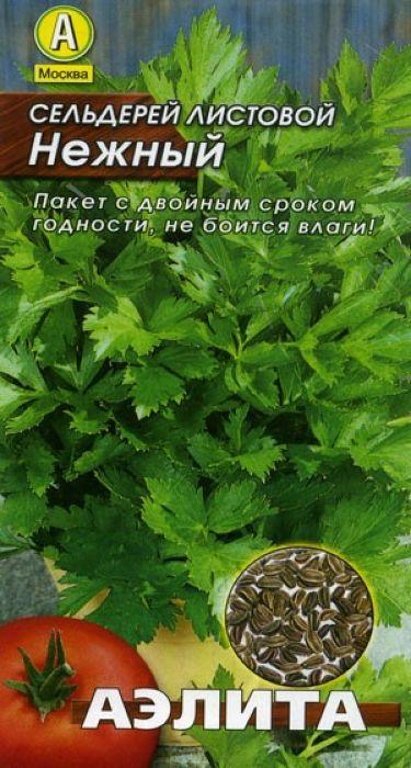 Семена Аэлита Сельдерей. Листовой4601729063367