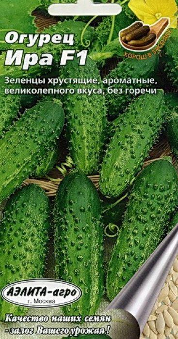 Семена Аэлита Огурец. Ира F14601729076886