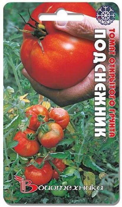 Семена Биотехника Томат. Подснежник4606362030394 Уважаемые клиенты! Обращаем ваше внимание на то, что упаковка может иметь несколько видов дизайна. Поставка осуществляется в зависимости от наличия на складе.