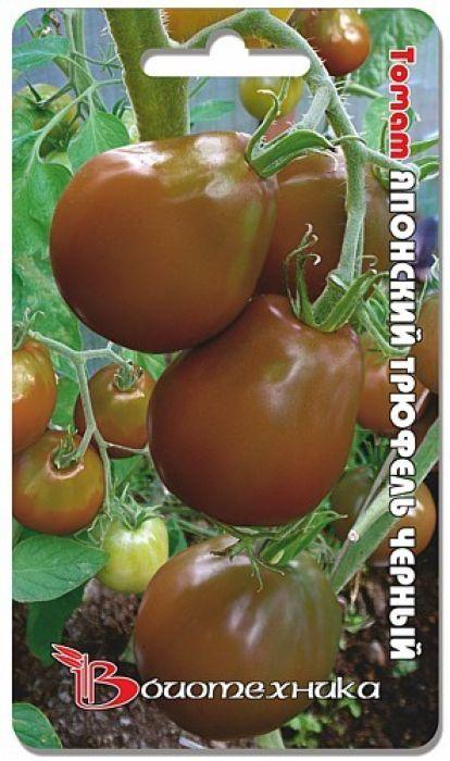 Семена Биотехника Томат черный. Японский трюфель4606362030455 Уважаемые клиенты! Обращаем ваше внимание на то, что упаковка может иметь несколько видов дизайна. Поставка осуществляется в зависимости от наличия на складе.