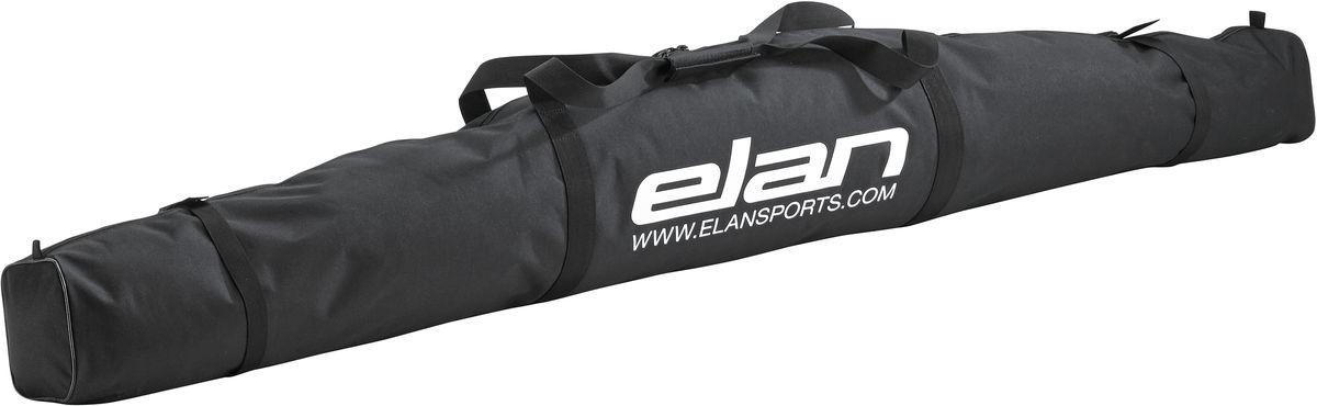 Чехол для горных лыж Elan 1P SKI BAG, цвет: черный, длина 180 смCG661216Чехол для горных лыж Elan 1P SKI BAG - для тех, кто катается на лыжах и путешествует с ними. Чехол Elan для туристического снаряжения удобный, портативный и стильный.Особенности: стяжные ремни, мягкие ручки.Подходит на все случаи жизни, с таким чехлом вы будете чувствовать себя как дома на любом курорте мира.Что взять с собой на горнолыжную прогулку: рассказывают эксперты. Статья OZON Гид