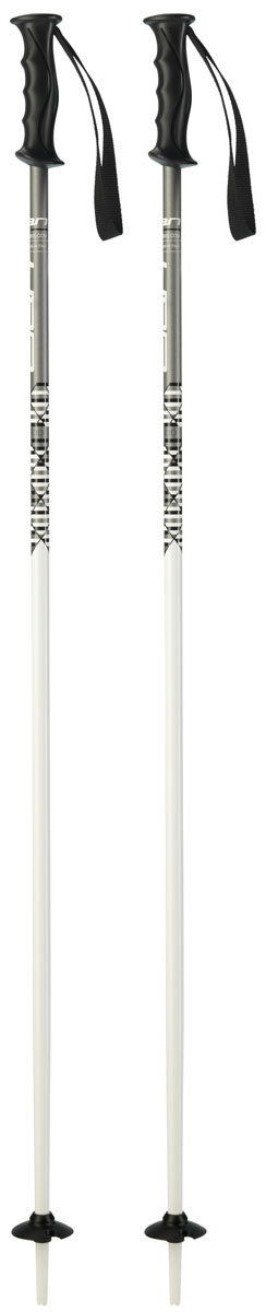 """Палки горнолыжные детские Elan """"SP HOTrod JR ANTH"""", цвет: белый, длина 90 см"""