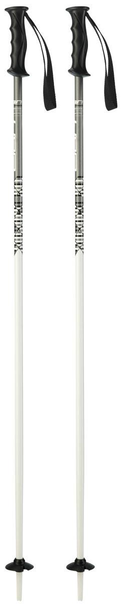 Палки горнолыжные детские Elan SP HOTrod JR ANTH, цвет: белый, длина 95 смCD873817Горнолыжные палкиТехнические особенности:- Алюминий, 14-16 мм- Рукоятки JR Ergonomic Grip Black Strap- Кольца - сталь, 50 мм