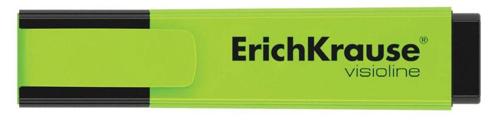 Erich Krause Маркер Visioline V-20 зеленый 3094130941Маркер для выделения текста предназначен для работы на всех типах бумаги, в том числе на бумаге для факсов и копировальных машин. Скошенный пишущий узел позволяет варьировать ширину письма. Широкое перо 5. 2 мм удобно для выделения текста, а тонкое 0. 6 мм – для подчеркивания. Длина непрерывной линии 673 м. Флуоресцентные чернила на водной основе. Быстро высыхают после нанесения. Не просвечиваются через бумагу.