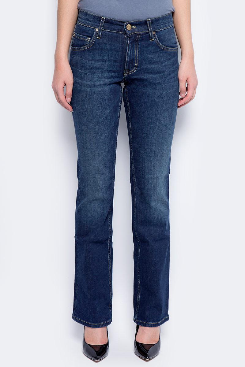 Джинсы женские Mustang Sissy Boot, цвет: синий. 0520-5220-593_5000-882. Размер 26-32 (42-32) джинсы mustang mustang mu454empmi32