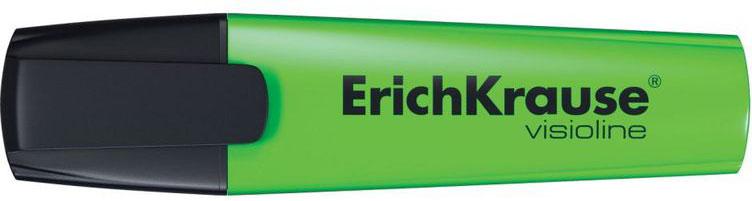 Erich Krause Маркер Visioline V-12 зеленый 3249732497Цвет-зеленый. Маркер для выделения текста предназначен для работы на всех типах бумаги, в том числе на бумаге для факсов и копировальных машин.Скошенный пишущий узел позволяет варьировать ширину письма. Широкое перо 5. 2 мм удобно для выделения текста, а тонкое 0. 6 мм – для подчеркивания. Длина непрерывной линии 655 м. Флуоресцентные чернила на водной основе. Быстро высыхают после нанесения. Не просвечиваются через бумагу.