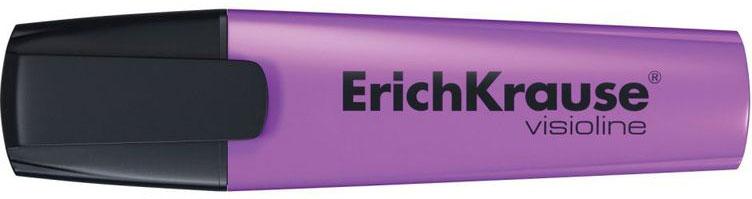Erich Krause Маркер Visioline V-12 фиолетовый 32501 erich krause маркер visioline v 40 желтый 30974
