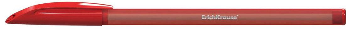 Erich Krause Ручка шариковая R-101 красная 3351333513Цвет чернил- красный. Цвет корпуса соответствует цвету чернил. Пишущий узел 1. 0 мм, толщина линии 0,5 мм, длина письма 800м. обеспечивает тонкое и четкое письмо. Сменный стержень