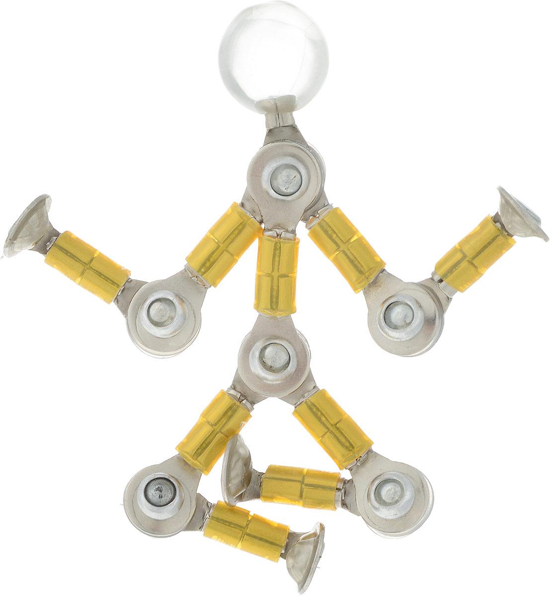NeoCube Фигурка магнитная Акробот цвет золотистый