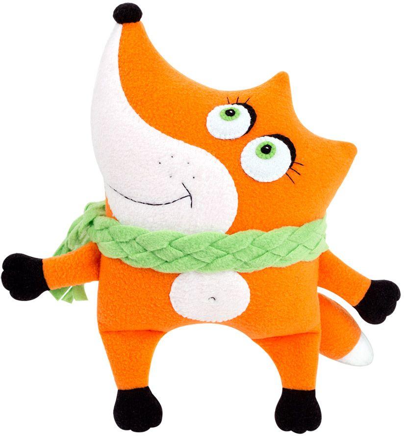 Набор для создания игрушки Miadolla  Сплюшка Лиса . PT-0200 - Игрушки своими руками
