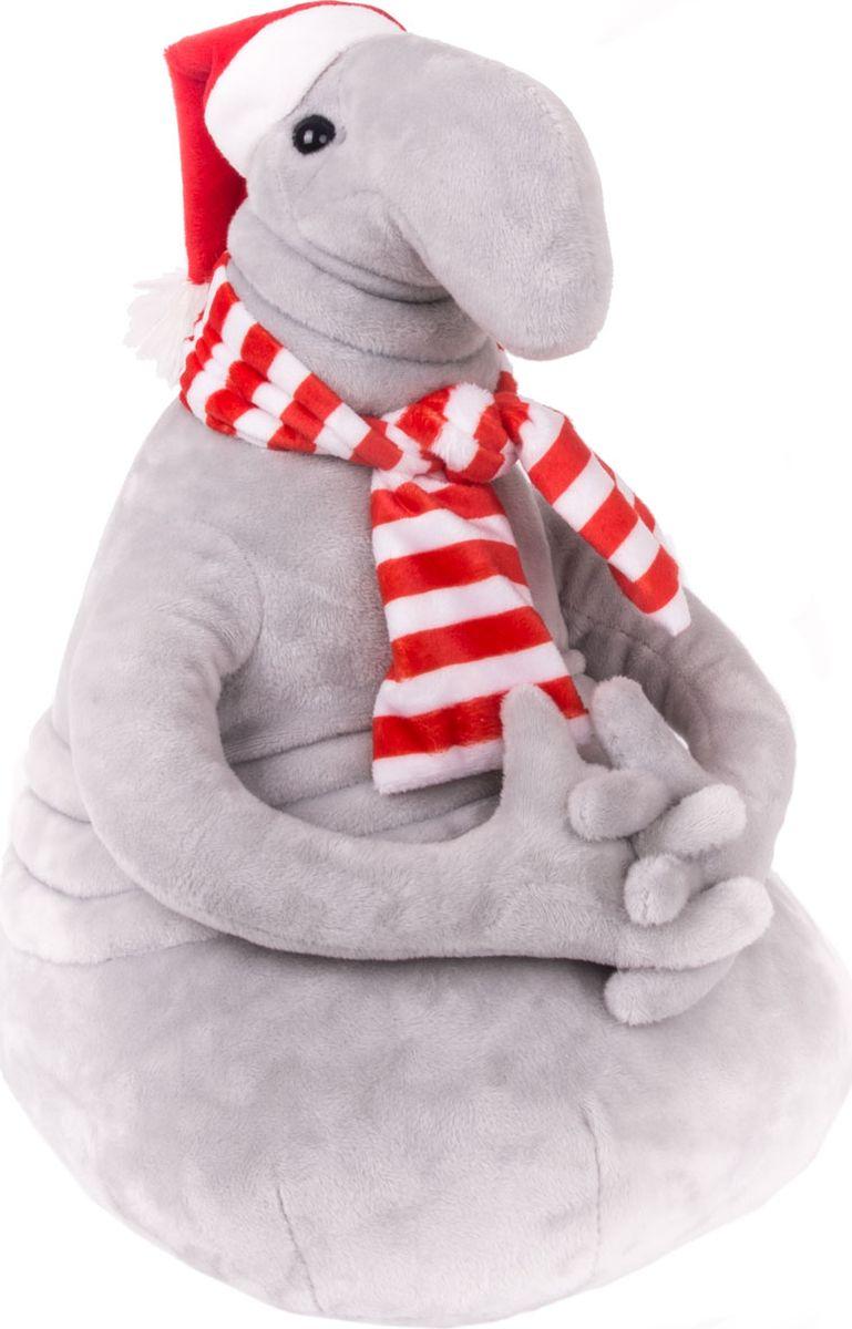 Gulliver Мягкая игрушка Ждун Новогодний 30 см сланцы gulliver gulliver gu015abqwh39