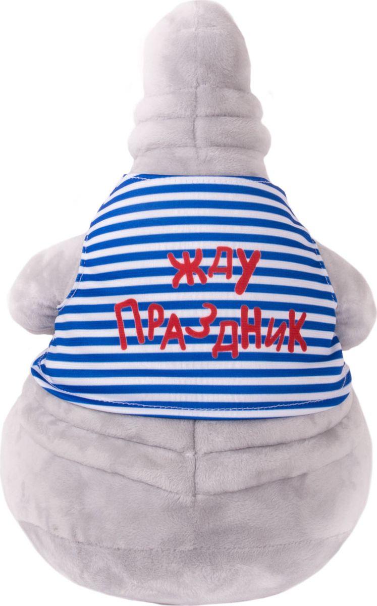 GulliverМягкая игрушка Ждун Жду праздник 30 см
