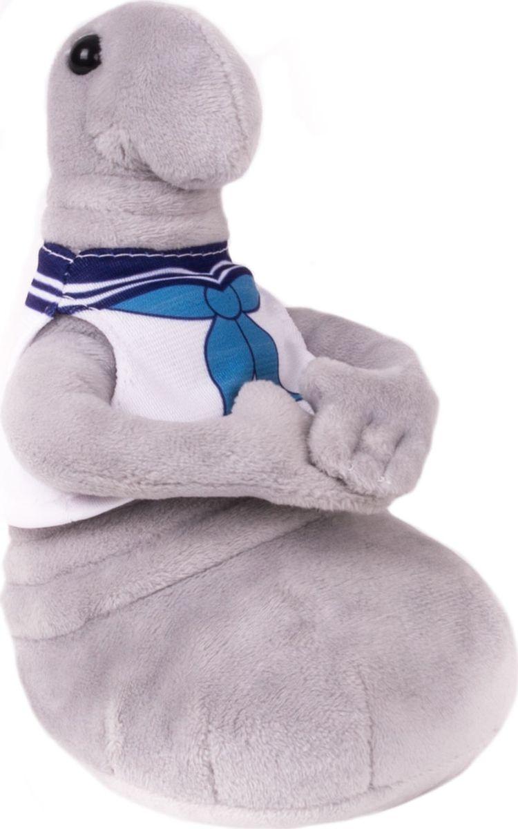 Gulliver Мягкая игрушка Ждун Моряк 15 см сланцы gulliver gulliver gu015abqwh39