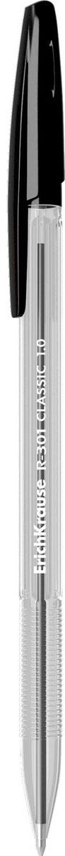 Erich Krause Ручка шариковая R-301 Classic 1.0 Stick черная