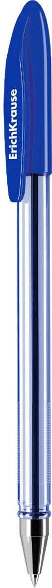 Erich Krause Ручка шариковая Ultra L-25 синяя 3573435734Шариковая ручка в тонированном корпусе. Цвет чернил-синий. Цвет корпуса и колпачка соответствует цвету чернил. Цвет чернил -синий. Пишущий узел 0. 7 мм. Толщина линии 0. 25 мм. Длина письма 1800 м.