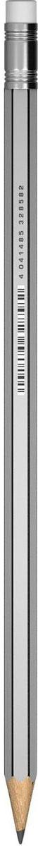 Erich Krause Карандаш чернографитный Megapolis 101 с ластиком 3286032860Классический шестигранный чернографитный карандаш с ластиком из отборной древесины, твердость НВ. Специальная пропитка древесины и сплошная проклейка грифеля обеспечивают высокую ударопрочность. Мягкая древесина и идеальная центровка грифеля гарантируют легкую заточку с экономным расходом карандаша. Грифель диаметром 2,2мм не царапает бумагу и не крошится. Ластик карандаша средней жесткости изготовлен из экологически чистого и гипоаллергенного материала термопластичной резины (TPR).Не содержит ПВХ.
