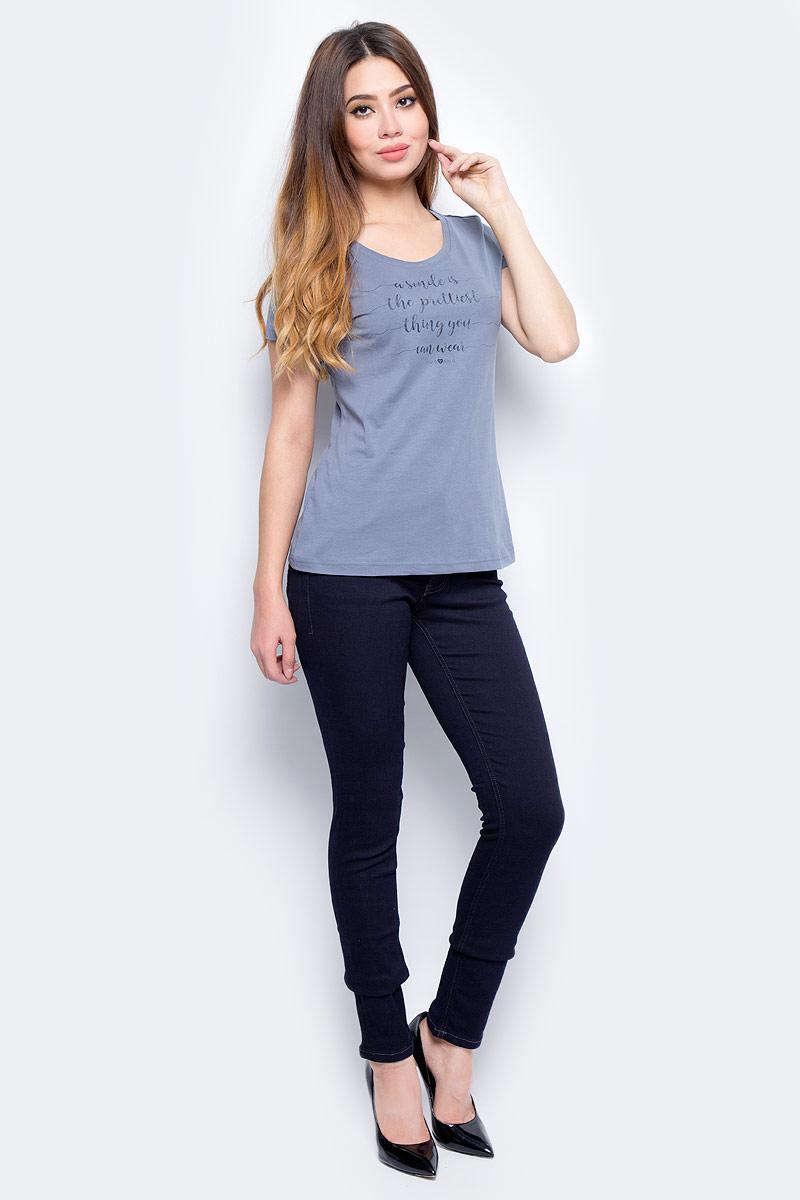 Джинсы женские Mustang Soft & Perfect, цвет: синий. 0533-5574-590_5000-940. Размер 29-32 (44/46-32)0533-5574-590_5000-940
