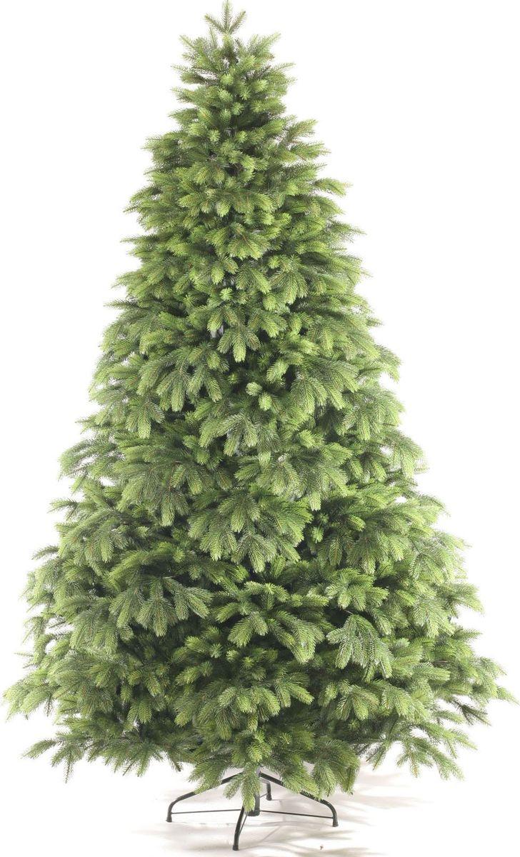 Ель искусственная Царь Елка Беверли, цвет: зеленый, 210 смБВР-210