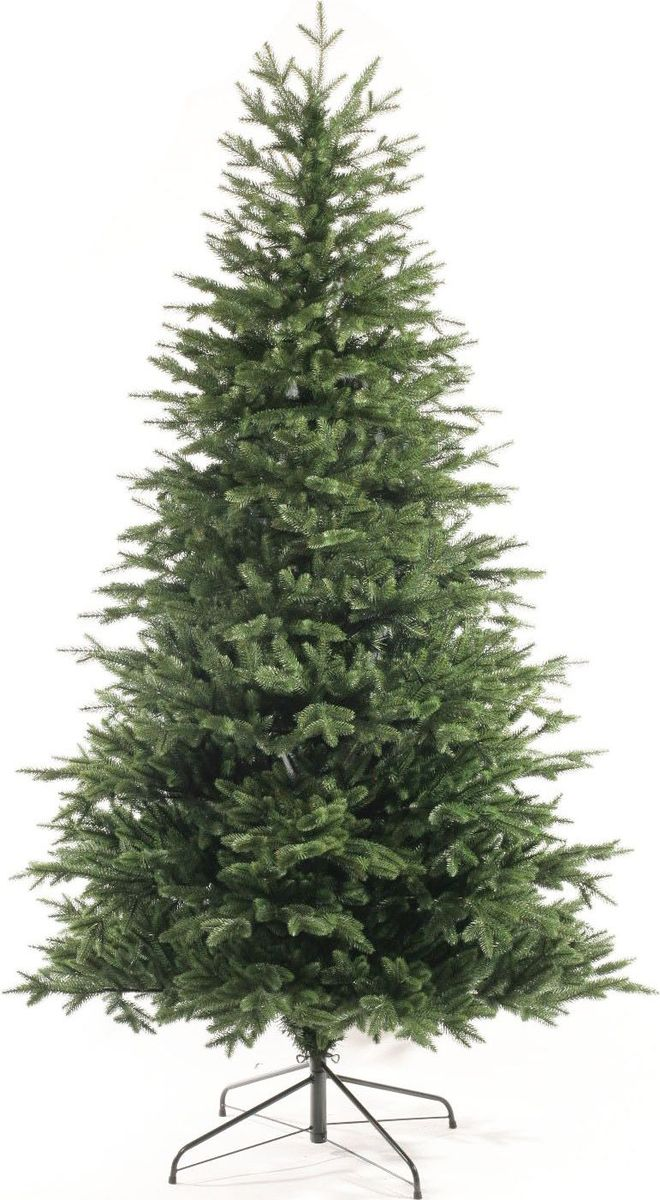 Ель искусственная Царь Елка Валенсия, цвет: зеленый, 150 смВЛ-150