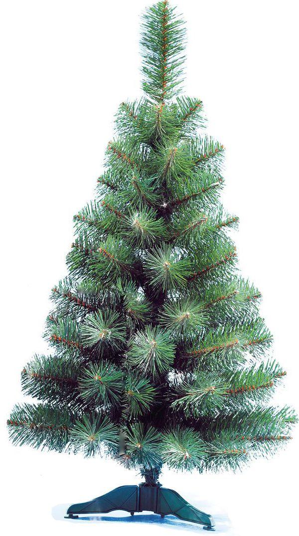 Ель искусственная Царь Елка Маг, цвет: зеленый, 90 смМАГ-90