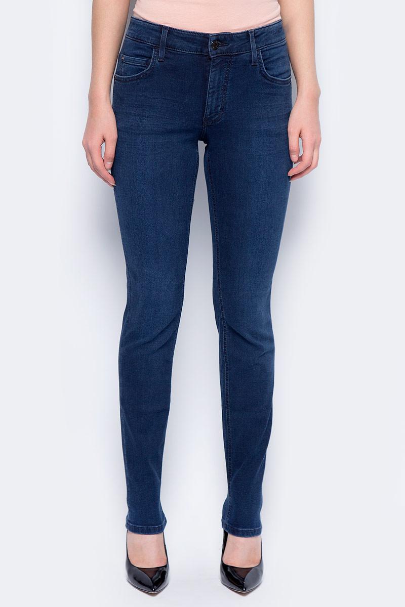 Джинсы женские Mustang Soft & Perfect, цвет: синий. 0533-5574-580_5000-880. Размер 33-32 (48/50-32) джинсы mustang mustang mu454empmi32