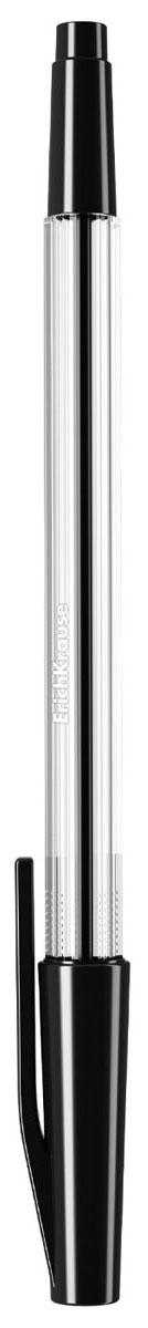 Erich Krause Ручка шариковая Ultra L-10 черная 1387413874Автоматическая шариковая ручка с металлизированным наконечником и резиновым грипом. Цвет корпуса соответствует цвету чернил. Цвет чернил-синий. Пишущий узел 0. 7 мм. Толщина линии 0. 35 мм. Длина письма 1000 м. Сменный стержень: арт. 17908.