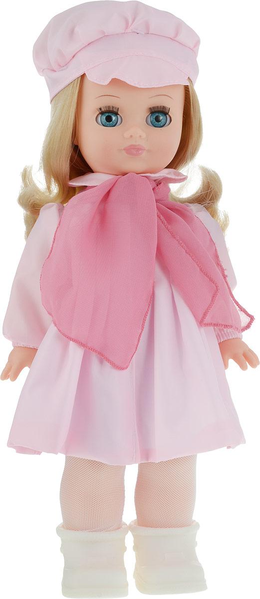 Весна Кукла озвученная Наталья цвет одежды розовый куклы и одежда для кукол весна озвученная кукла саша 1 42 см