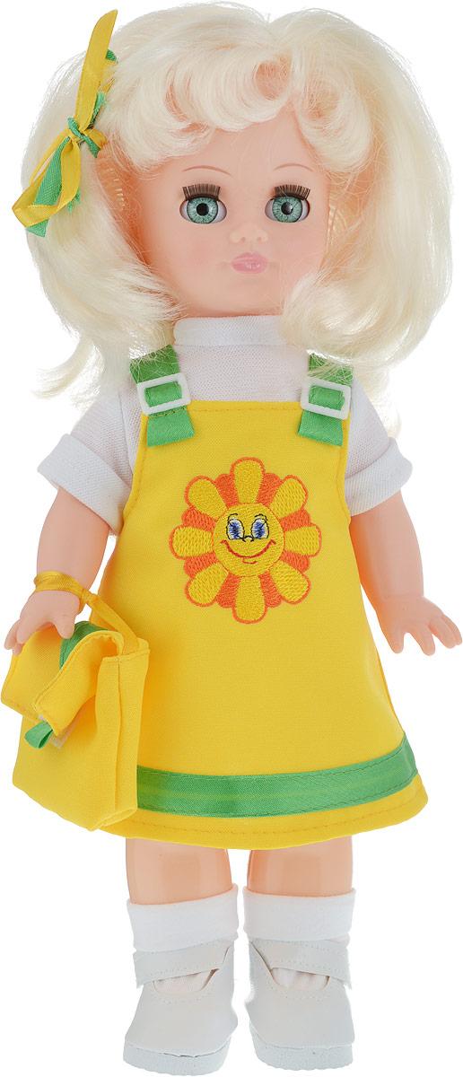 Весна Кукла озвученная Христина цвет одежды желтый весна кукла христина 2 в303 0