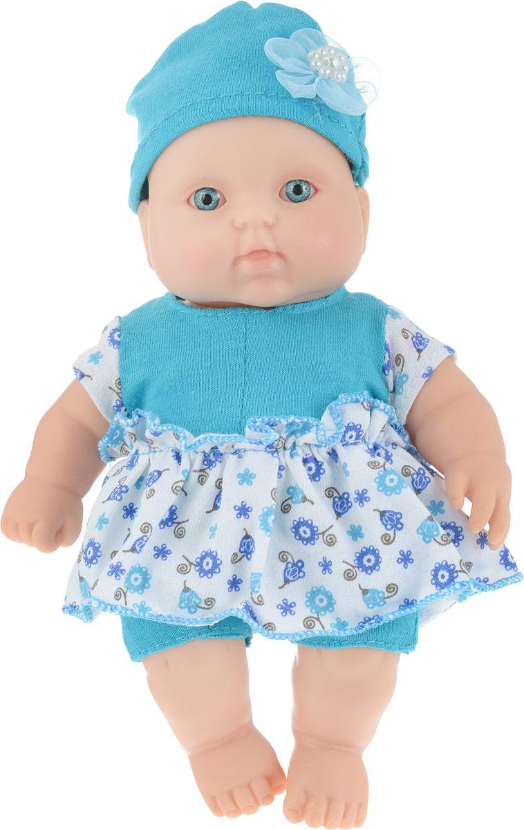 Весна Пупс Карапуз цвет платья бирюзовый весна пупс карапуз цвет одежды фиолетовый