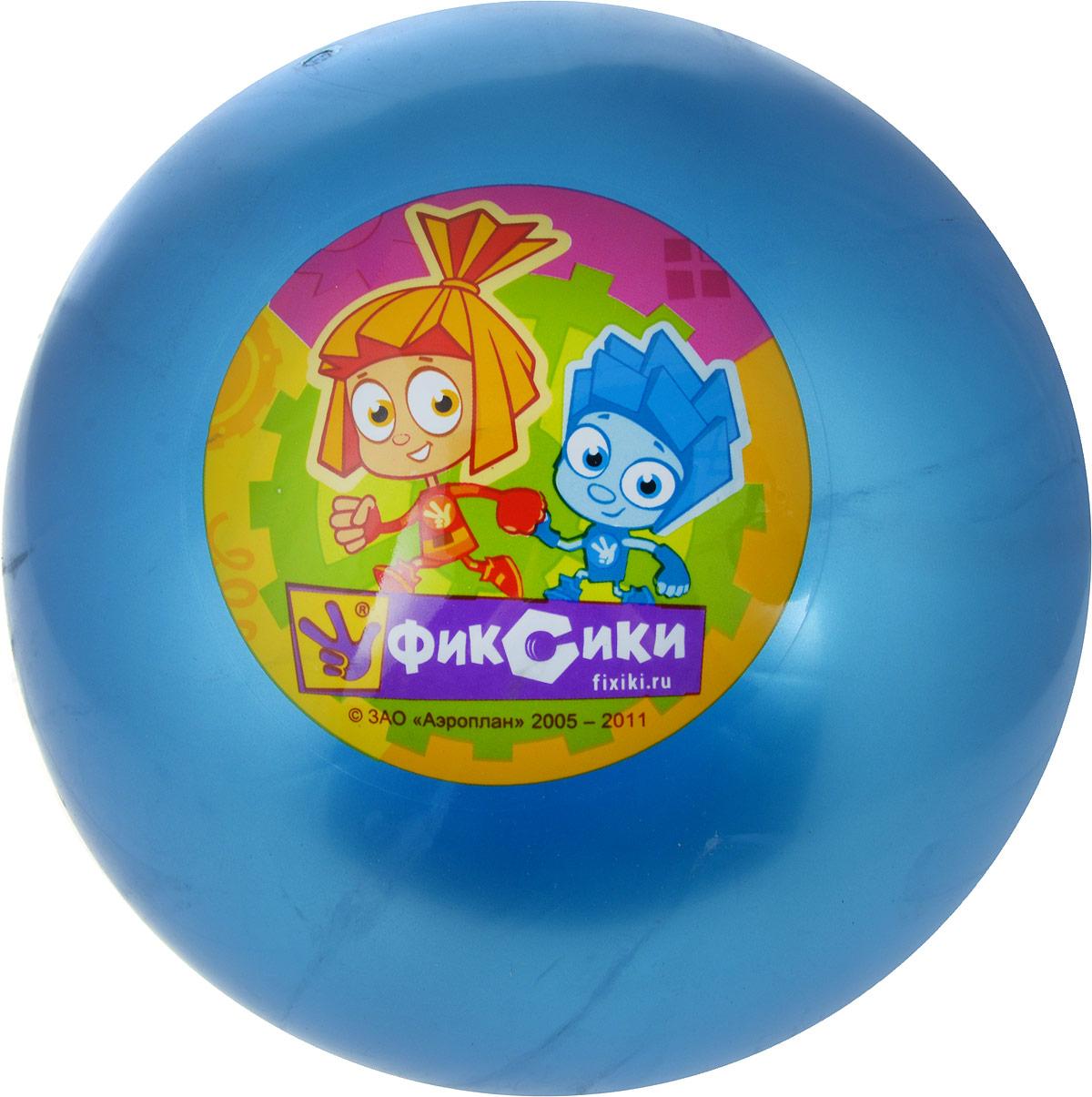 Играем вместе Мяч Фиксики цвет синий 23 см