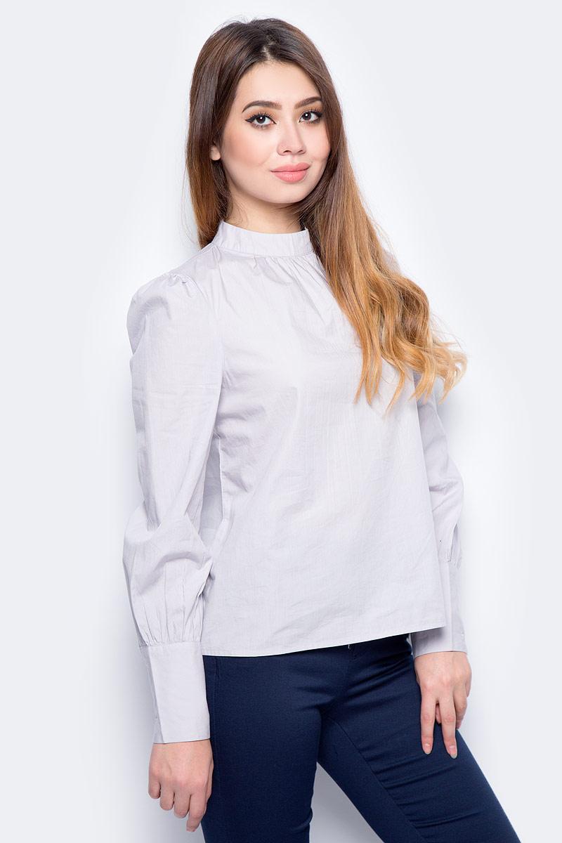 Блузка женская Vero Moda, цвет: серый. 10184800_Lunar Rock. Размер XS (40/42) скатерть дорожка глория рюшаль
