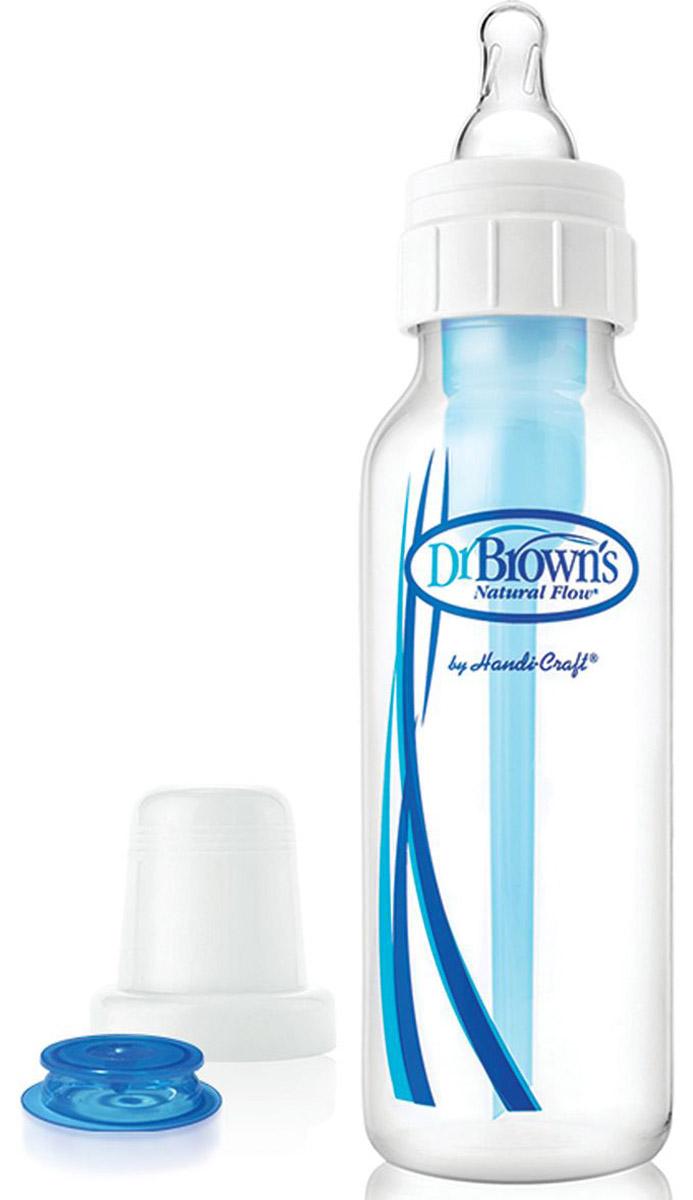 Dr.Brown's Антиколиковая бутылочка для специального кормления Natural Flow 250 мл