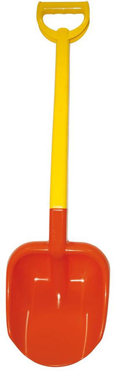Zebratoys Лопата цвет красный 66 см лопата с каской zebratoys