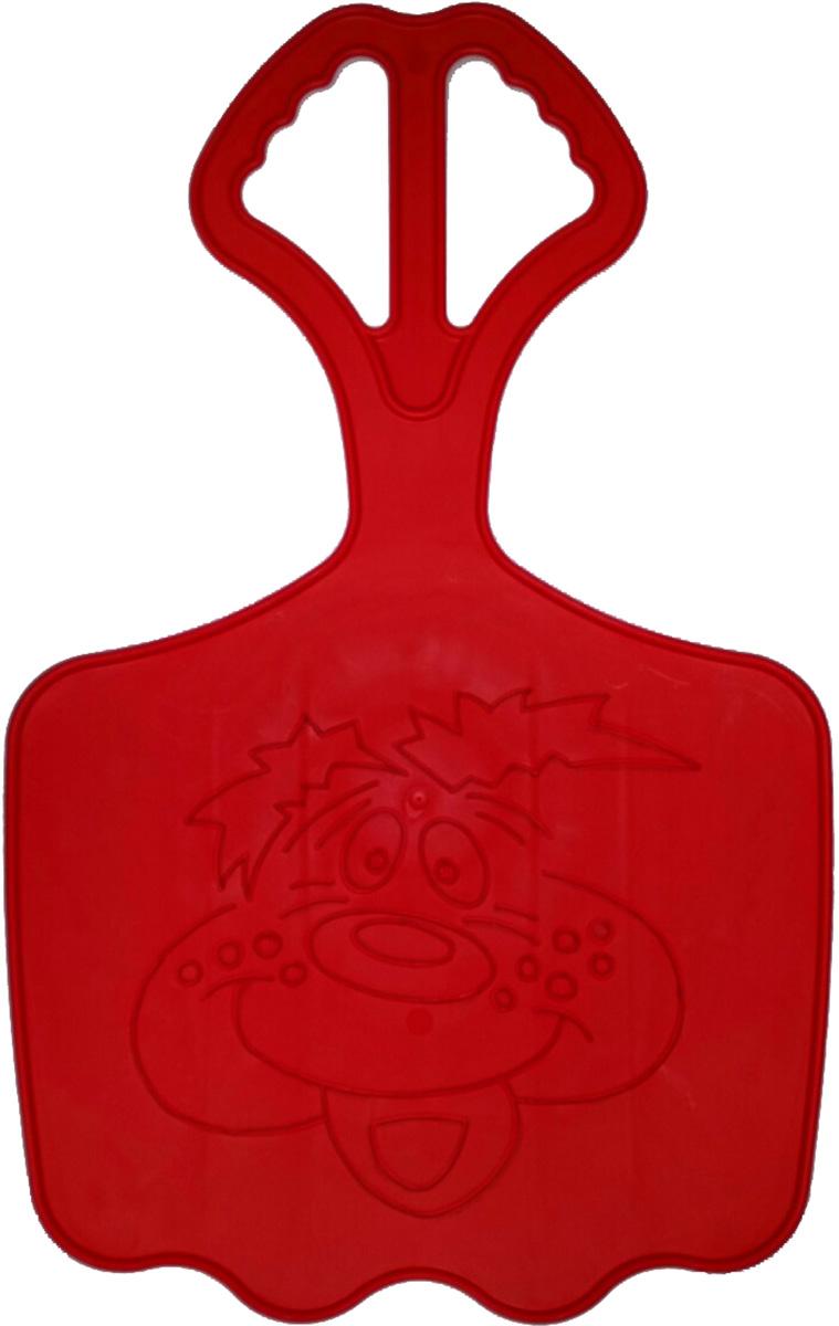 Zebratoys Ледянка большая цвет красный16-10120_красныйДетская ледянка имеет большой размер и оснащена удобной ручкой, за которую ребенок сможет держаться во время движения. Ледянка, рассчитанная на одного или несколько пассажиров, украшена контурным изображением. Детворе будет весело проводить время на улице, скатываясь с горок со скоростью. Ледянка выполнена из морозостойкого пластика и в ярких красивых цветах.