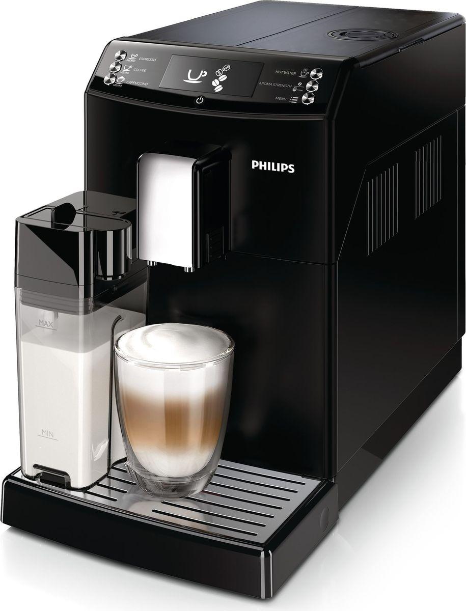 Philips 3100 EP3558/00, Black кофемашина
