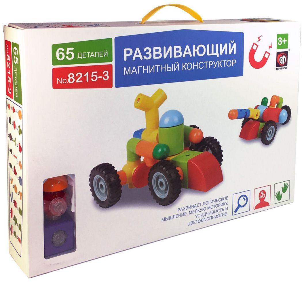 Умный Шмель Магнитный конструктор 8215-3