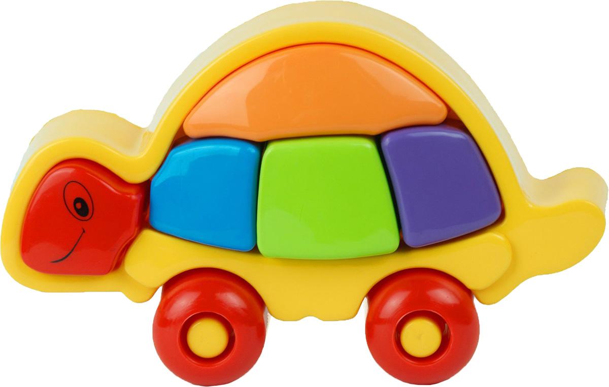Zebratoys Логическая игрушка Черепашка развивающие игрушки zebratoys логическая формочка