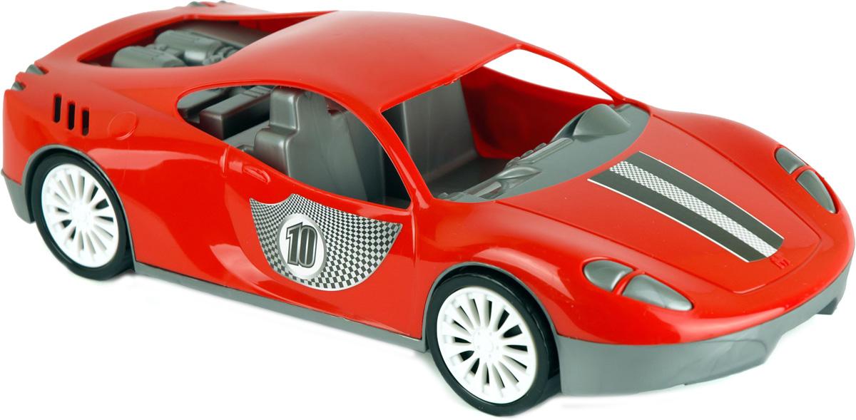 Zebratoys Спортивный автомобиль цвет красный салон в москве мерседесс как автомобиль