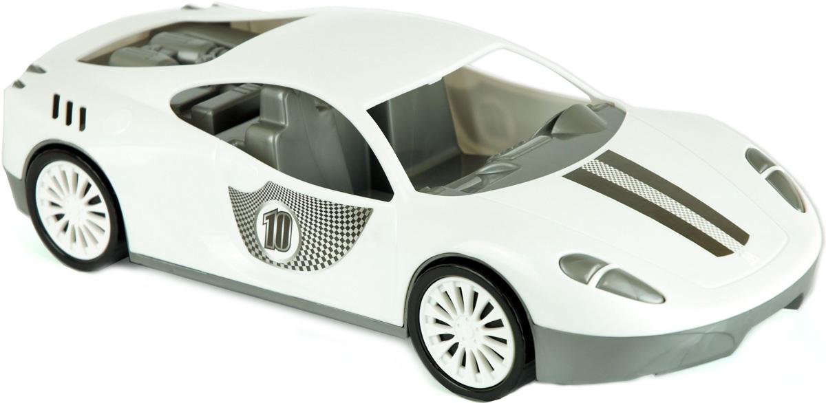 Zebratoys Спортивный автомобиль цвет белый салон в москве мерседесс как автомобиль