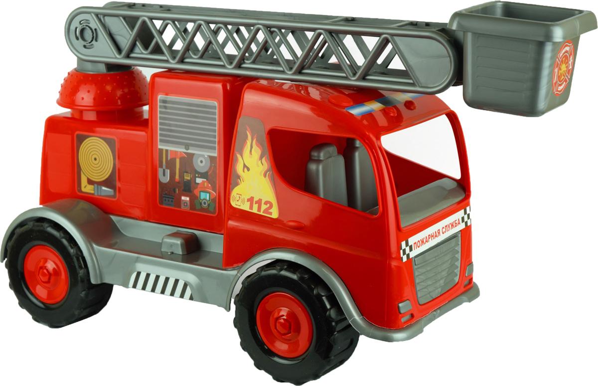 Zebratoys Пожарная машина машинки siku пожарная машина с лестницей