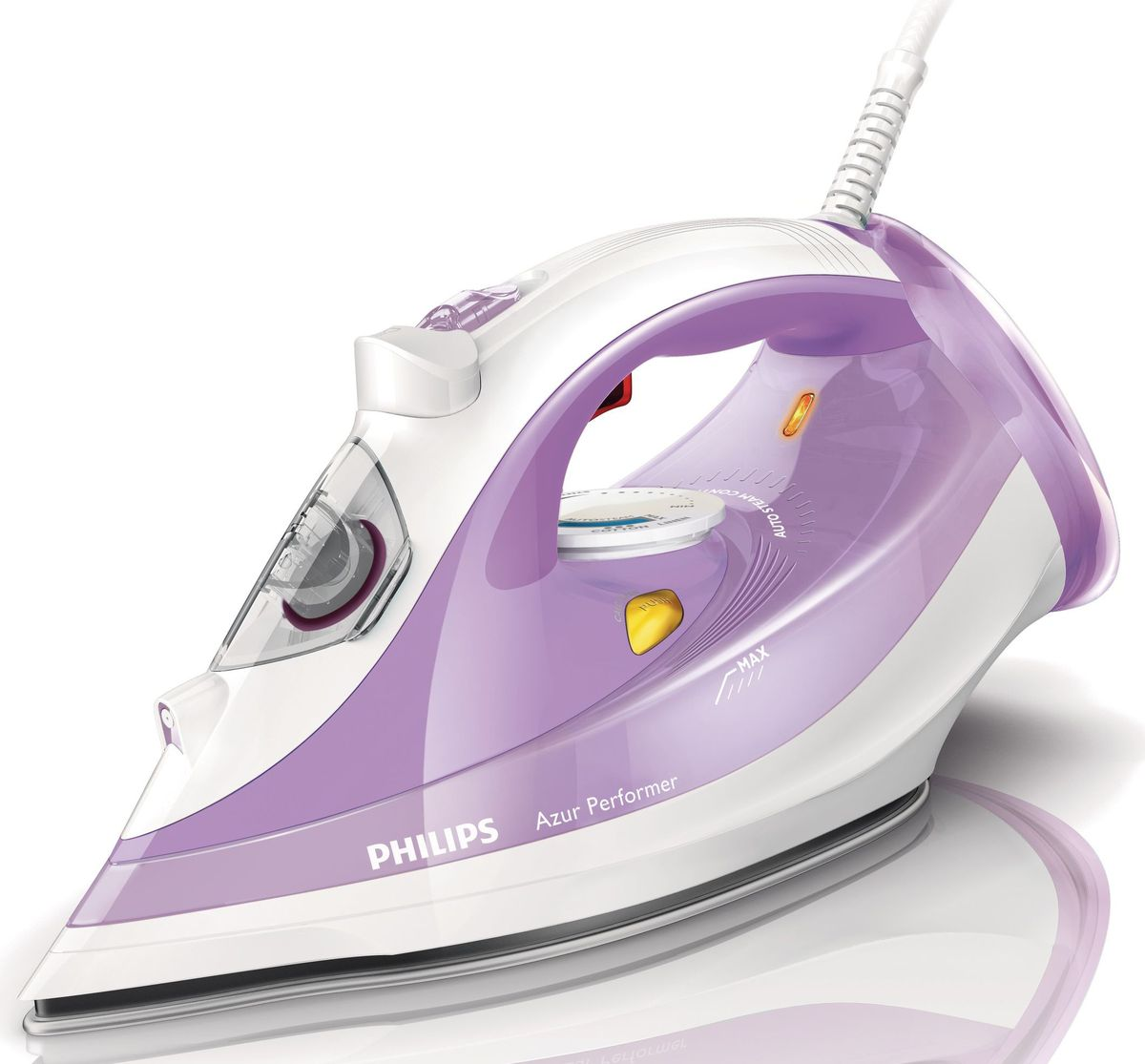 Philips GC3803/37 Azur Performer, White Purple утюг - Утюги