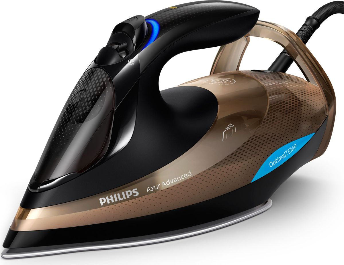 Philips GC4939/00 Azur Advanced, Bronze Black утюг - Утюги