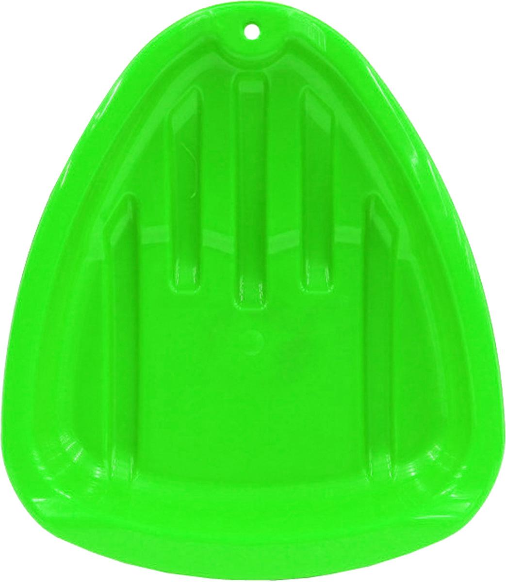 Zebratoys Ледянка Снежная крыло цвет зеленый лопата с каской zebratoys