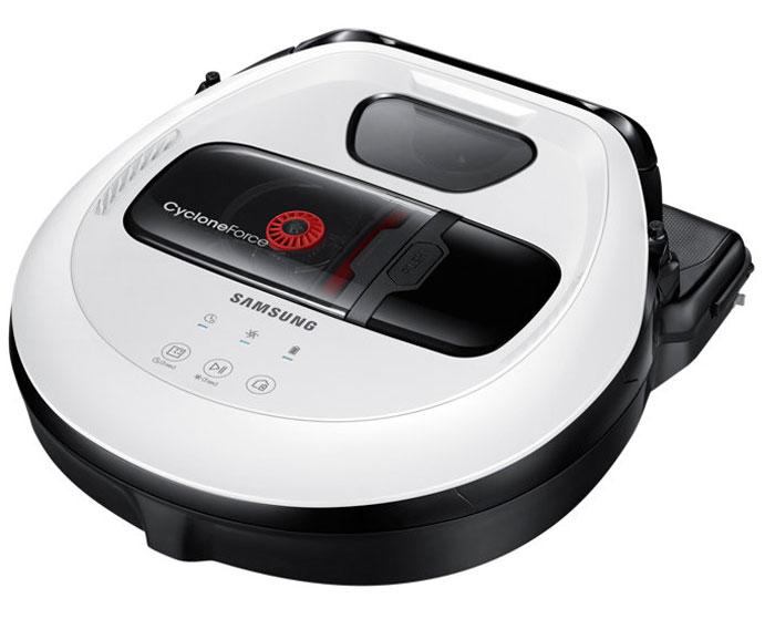 Samsung VR10M7010UW робот-пылесос робот пылесос samsung vr10m7010uw