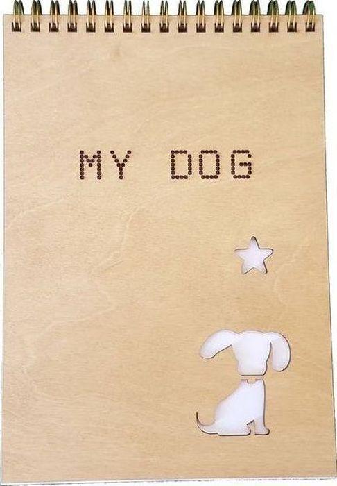 Decoriton Скетчбук My Dog А5 40 листов9596017Скетчбук My Dog, бумага для графики, цвет Слоновая кость, произведена в Европе, размер листа А5, 100гр/м2, 40л., деревянная обложка 3мм, цвет дуб, серебряная спираль по короткой стороне. Рисовальная бумага для набросков и скетчей. Идеально подходит в работе с линерами и карандашами, а так же неспиртовыми маркерами. Деревянная обложка цвета дуб придает альбому прочность, защищает Ваши творения от механического воздействия и позволяет использовать блокнот как планшет.