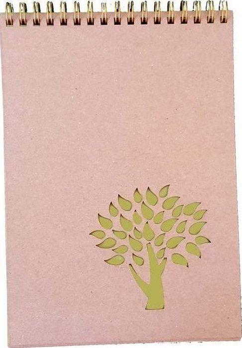 Decoriton Скетчбук Nature А5 50 листов9596038Скетчбук Nature на спирали с натуральной крафт-бумагой коричневого цвета произведен в Европе. Рисовальная бумага для набросков и скетчей. Подходит для работы пастелью, углем, линерами и карандашами, а также не спиртовыми маркерами. Плотная обложка из крафт-картона придает природной натуральности блокноту и позволит использовать его как планшет.