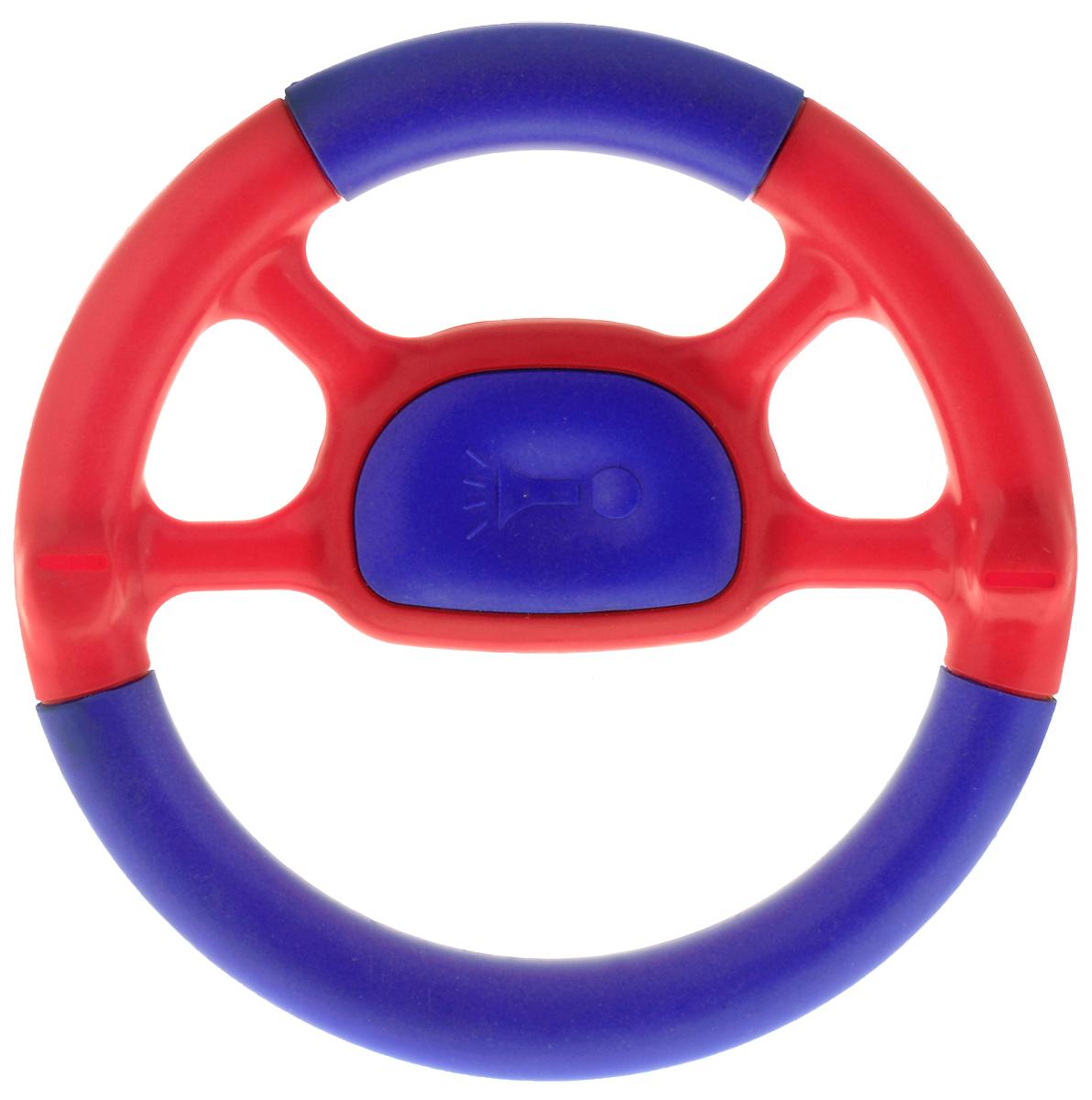 Игрушка для собак Camon Диск-Руль Frisbee, цвет: красный, синий, диаметр 22 см игрушка головоломка для собак i p t s fanatic диаметр 22 см
